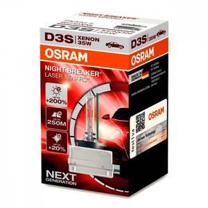 Bilde av Osram D3S Night Breaker Laser