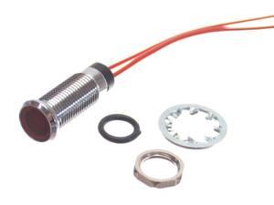 Bilde av LED Indikator - 10mm, 24V
